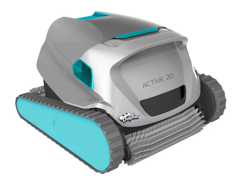 Dolphin Active 20 Maytronics robotic cleaner Pool Stop Rockwall TX